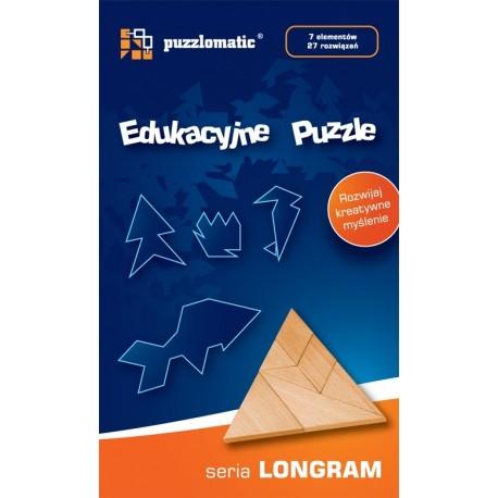 Puzzlomatic - seria Longram