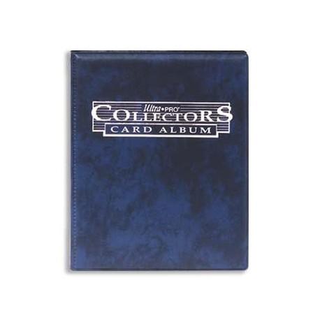 Collectors Card Album 10x4 Blue