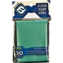 Standard Card Game Sleeves Green FFG