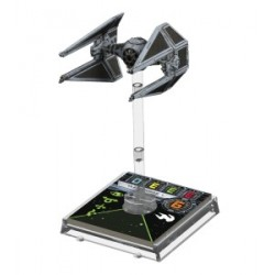TIE Interceptor : zestaw dodatkowy do X-Wing STAR WARS