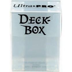 Deck Box Clear/Przezroczyste