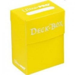Deck Box Yellow/Zółty