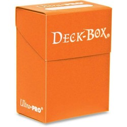 Deck Box - Orange