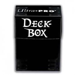 Deck Box - Black (Czarny)