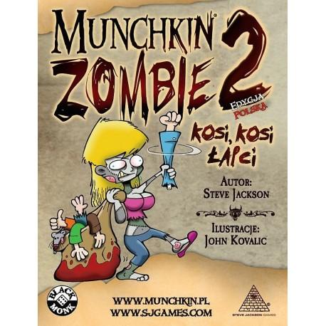 Munchkin Zombie 2 - Kosi, Kosi Łapci