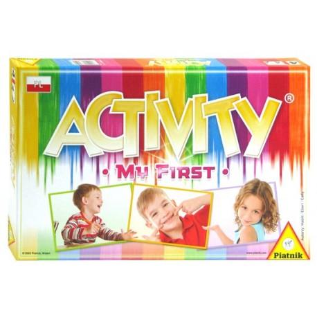 Moje pierwsze Activity