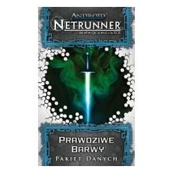 Prawdziwe Barwy - Android: Netrunner LCG (edycja polska)