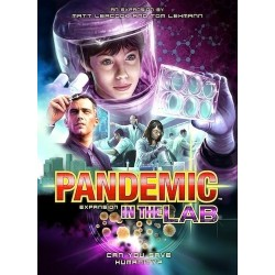 Pandemic - In the Lab (dodatek do Pandemia)