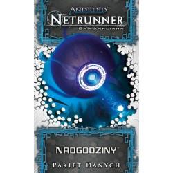 Nadgodziny - Android: Netrunner LCG (edycja polska)