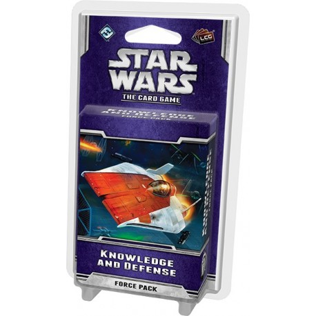Knowledge and Defense - Star Wars LCG
