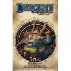 Descent: Splig - zestaw poplecznika