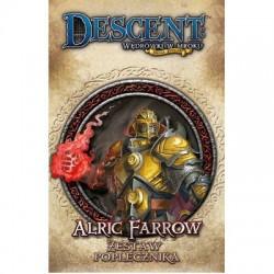 Descent: Alric Farrow - zestaw poplecznika