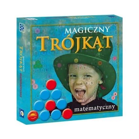 Magiczny Trójkąt Matematyczny +200 kart pracy