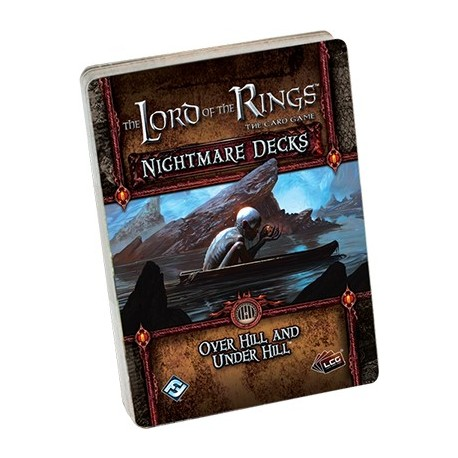 Lord of the Rings LCG: The Hobbit: Over Hill and Under Hill Nightmare Decks