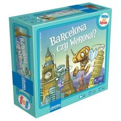 Barcelona czy Werona