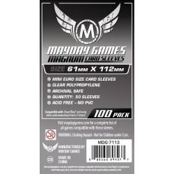 MAYDAY Koszulki Magnum Platinum (61x112mm) 100 - Tarot