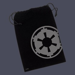 SW Dice Bag:Galactic Empire (sakiewka)