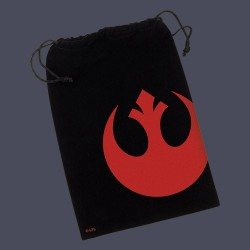 SW Dice Bag:Rebel Alliance (sakiewka)