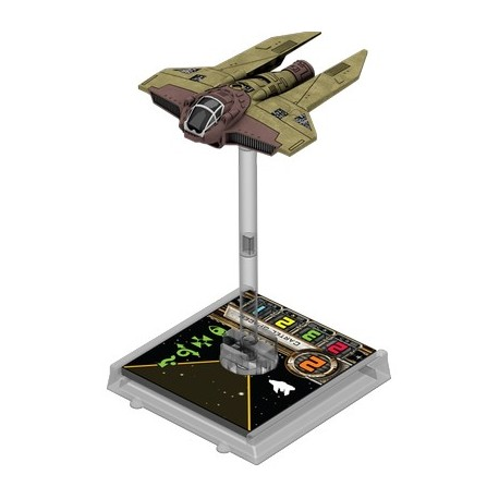 X-Wing Gra Figurkowa - M3-A Interceptor - zestaw dodatkowy