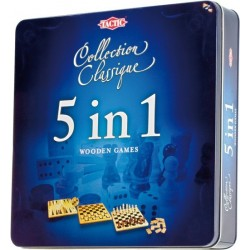 Collection Classique 5 in 1 (5w1) Szachy
