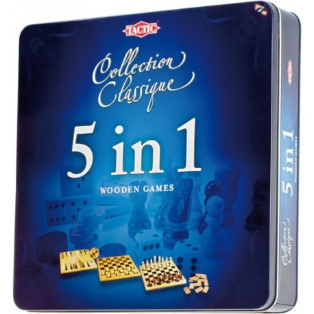 Collection Classique 5 in 1 (5w1) Szachy