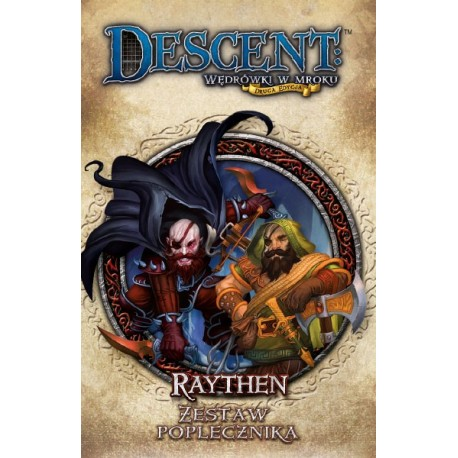 Descent: Raythen - zestaw poplecznika