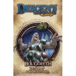 Descent: Bol'Goreth - zestaw poplecznika