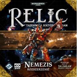 Relic - Tajemnice Sektora Antian Nemezis