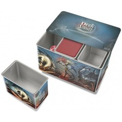 Pudełko dragon DECK VAULT - Tin Trio, Realms of Havoc