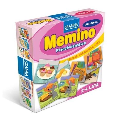 Memino - przeciwieństwa