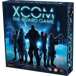 X-COM: The Boardgame (XCOM)