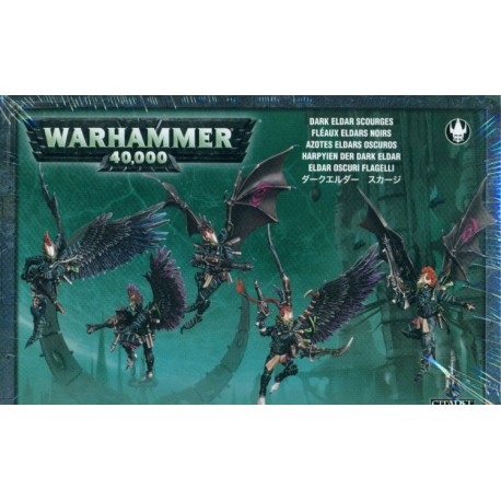 Dark Eldar Scourges