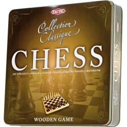 Szachy klasyczne (metalowej puszcze Tactic) Chess