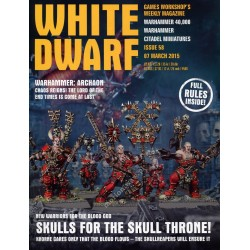 White Dwarf Weekly 58 (English)
