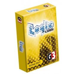 Logic Cards - zestaw zółty