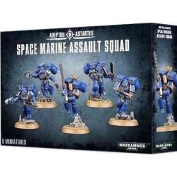 Space Marines Assault Squad 2015