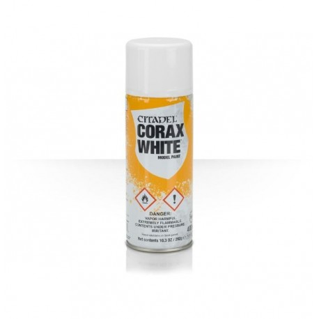 Corax White Spray 400ml