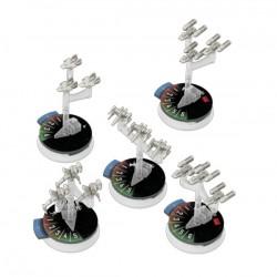 Star Wars: Armada - Eskadry myśliwców Rebelii
