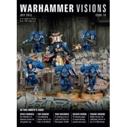 Warhammer: Visions 18 (English)