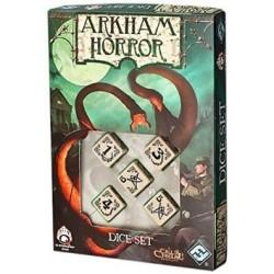 Arkham Horror: Cursed Dice (Beżowe/Czarne)
