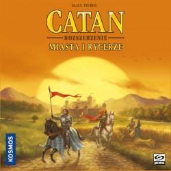 CATAN: Miasta i Rycerze z Catanu (nowa edycja)