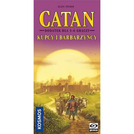 Catan: Kupcy i Barbarzyńcy - Dodatek dla 5-6 graczy