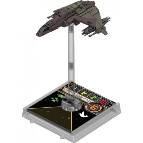 X-Wing Gra Figurkowa - Myśliwiec typu Kihraxz - zestaw dodatkowy