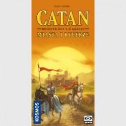 Catan: Miasta i Rycerze - Dodatek dla 5-6 graczy