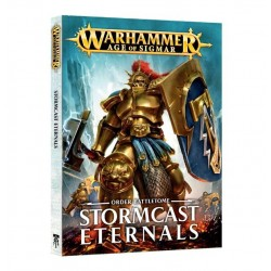 Order Battletome: Stormcast Eternals (English) (old)