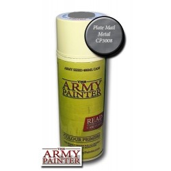 ARMY PAINTER PRIMER PLATE MAIL METAL (spray)