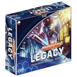 Pandemic Legacy (Pandemia) - Edycja niebieska