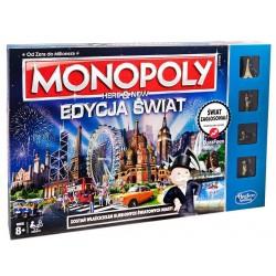 Monopoly TU I TERAZ Świat, edycja 2015