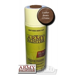 ARMY PAINTER PRIMER LEATHER BROWN (spray)