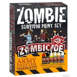 Army Painter ZOMBICIDE: SURVIVOR PAINT SET